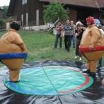 Attraktion Sumo-Wrestling mieten in Zürich, St.Gallen, Thurgau und Schaffhausen - Ring frei für das lustige Super-Gaudi Sumo-Wrestling in Zürich, St.Gallen,Thurgau und Schaffhausen - Stammevents.ch